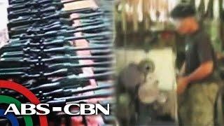Pagawaan ng armas ng MILF, ibinunyag ng dating PNP director