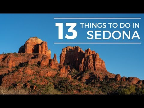 13 Things to do in Sedona Arizona A Travel Guide