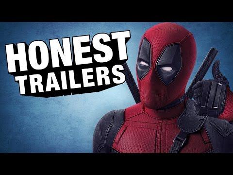 Honest Trailers Deadpool Feat. Deadpool