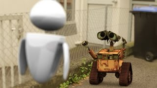WALL-E Live Action Fan Film