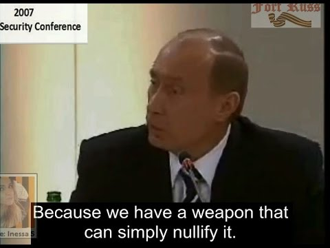 Putin: Russia has a secret weapon