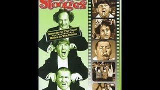 Disorder in the Court - The Three Stooges (1936) Full Movie