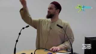 Be social like the Prophet ﷺ - Ustadh Abdel-Rahman Murphy
