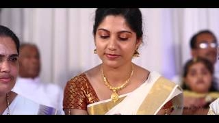 Sijo and Neethu Knanaya Betrothal and Mylanji cere