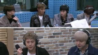 [SBS]최화정의 파워타임, 아름다워, 몬스타엑스 라이브