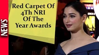 Latest Bollywood News - Celebs At Red Carpet Of 4Th NRI Of The Year Awards - Bollywood Gossip 2017 uploaded on 22-03-2018 223 views