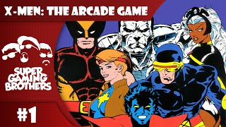 SGB Play: X-Men: The Arcade Game - Part 1