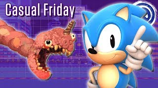 Sonic the Nidhogg Mania | CASUAL FRIDAY