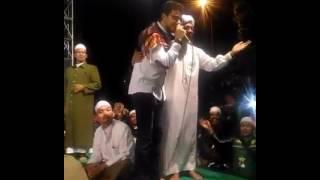duet syekh mustafa atef bersama kh a salimul apip addahlaniyyah hbt