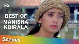 Best  Manisha Koirala Scenes from Mann (1999) Aamir Khan | Anil Kapoor - 90