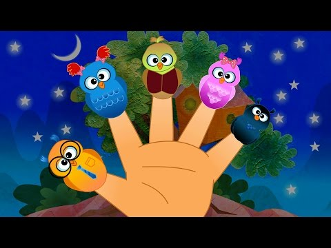 Canzoni per bambini - Compilation - La famiglia delle dita - più filastrocca in inglese