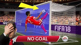 WORST FIFA GOAL-LINE TECHNOLOGY FAILS EVER!