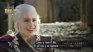Game of Thrones: 7x05 | Encuentro entre Daenerys, Jorah y Jon Snow (Subtitulado)
