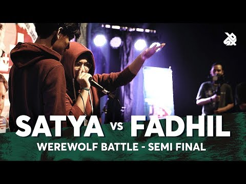 Xxx Mp4 SATYA Vs FADHIL Werewolf Beatbox Championship 2018 Semi Final 3gp Sex