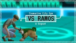 Gym Leader Ramos & Gogoat | The Sims 4 CAS/CAP collab w/Jasmara
