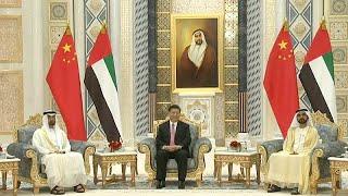 رئيس الصين يغادر الإمارات بعد توقيع 13 اتفاقية ومذكرة تفاهم …