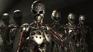 2016 USA Pentagon Nervous about Russian and Chinese Killer Robots