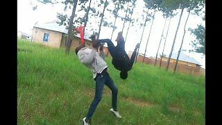 Hii ni zaidi ya Ulingo wa moto action movie 01