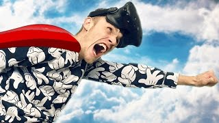 MILAN SPEELT.. EEN SUPERHELD! (Virtual Reality)