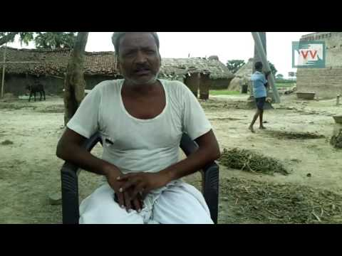 25  Hand pump without drainage in Lakhan Dhanva, Bihar - Ashok Reports for Indiaunhreard
