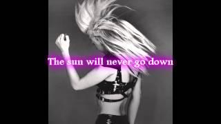 Stay Awake - Ellie Goulding (Lyrics)