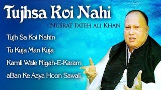 Tujhsa Koi Nahi By Nusrat Fateh Ali Khan - Superhit Hindi Songs - Musical Maestros