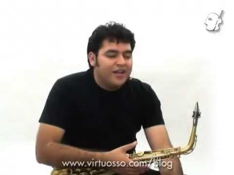 Cursos de saxofon aprende a tocar el saxofon