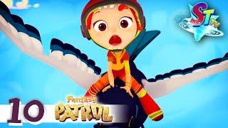 Fantasy patrol - The Big Day - Episode 10 - Super ToonsTV