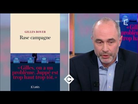 L'homme derrière Juppé - C à vous - 23/02/2017