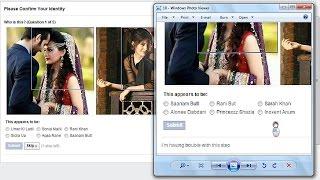 How To Solve Facebook Photo Verification Urdu/Hindi Tutorial 2016