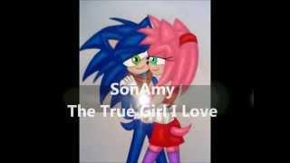 SonAmy: The True Girl I Love part 1/8