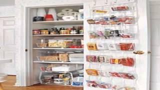 افكار تخزين المطبخ