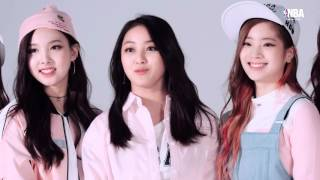 NBA 2016 SS model TWICE Greeting ment movie