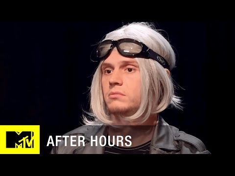 Xxx Mp4 'X Men Apocalypse' Group Therapy Session MTV After Hours W Josh Horowitz MTV News 3gp Sex