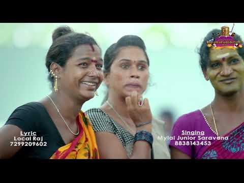 Xxx Mp4 Chennai Gana Junior Mylai Saravana Thirunangai Feel Song HD Video Song 2018 3gp Sex