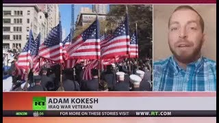 'National treasure': US veterans of  'war on terror' struggle to make ends meet
