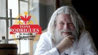 Toni Rodrigues, da Seleta, o maior cachaceiro do mundo