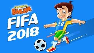 Chhota Bheem - Football 2018 World Cup