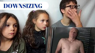 DOWNSIZING Official Trailer 2 Reaction!