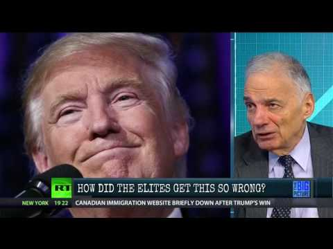 "Ralph Nader ""This Could Be The Most Serious Event In History"