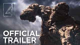 Fantastic Four | Official Trailer [HD] | 20th Century FOX