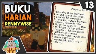 Buku Harian Pennywise!!! ~ Minecraft VIVA SMP Season 3 Episode 13