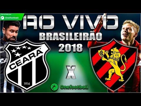 Ceará 1x0 Sport | Brasileirão 2018 | Parciais Cartola FC | 13ª Rodada | 18/07/2018