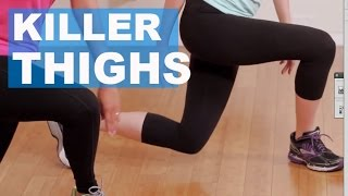 Get Thin Thighs in Only 5 Minutes | NewBeauty Body