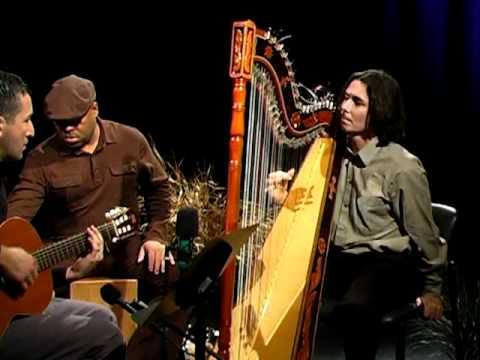 El Tren Lechero Nicolas Carter on Paraguayan harp
