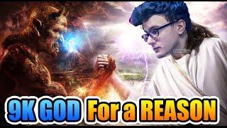 Miracle- Dota 2 - Invoker GOD For A REASON