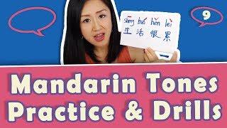 Learn Chinese Tones: Practice Mandarin Tones with 生活很累 | Yoyo Chinese Tone Practice