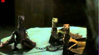 Dragons in the House of the Undying | Game of Thrones