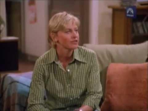 Ellen 5x03 Roommates Part 1