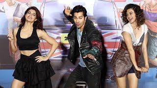 Varun Dhawan Copies Salman Khan In Judwaa 1 At Judwaa 2 Trailer Launch
